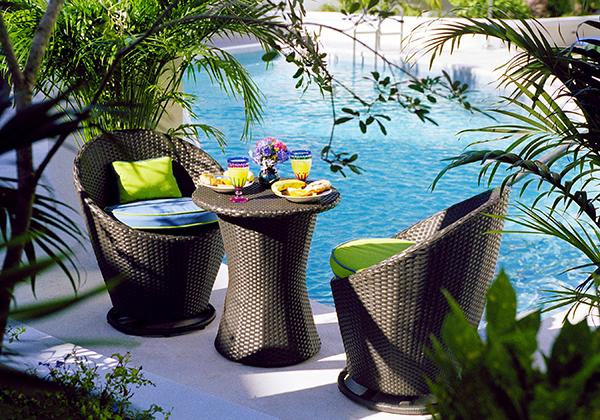 Silver Palms Inn Pool