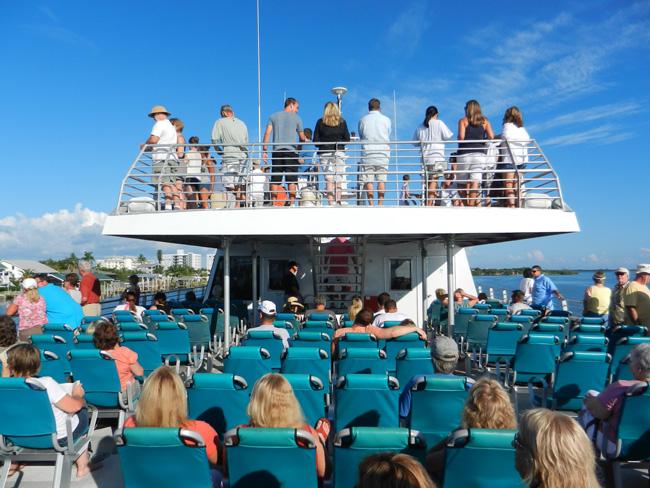 Ferry Upper Deck