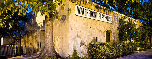 Waterfront playhouse