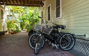 13 Rental bikes available in our beautiful arch way
