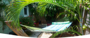 Grand Guesthouse hammock