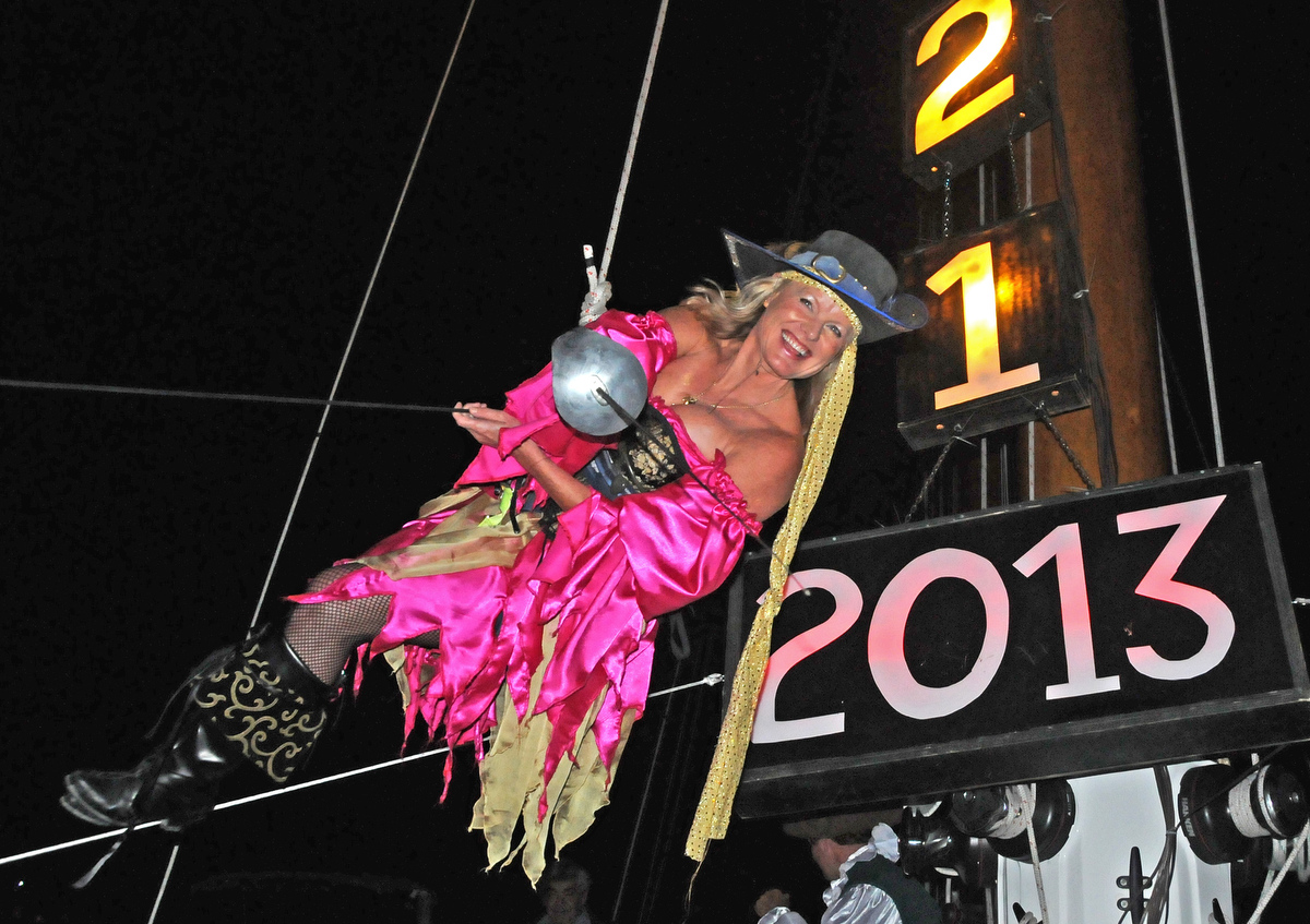 NEW YEAR'S EVE IN KEY WEST - Key West's Finest