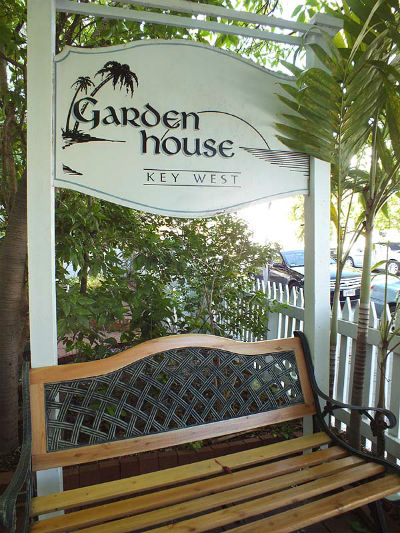 the garden house bb in key west - Garden House Key West