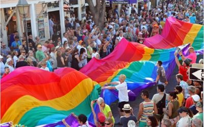 Watch the Key West Pride Parade LIVE on Facebook!